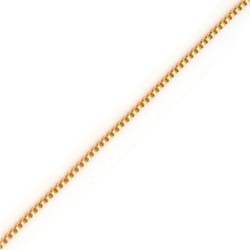 Box Chain Gold Plated - MY JEWEL STORY